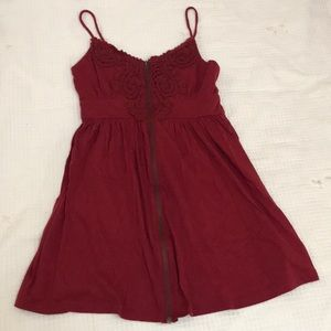 Red dress (size s)